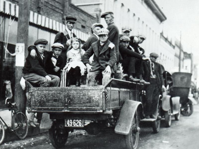 historic photo show