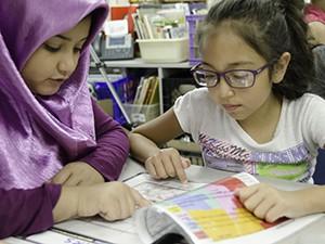 Building Colorado classroom activity