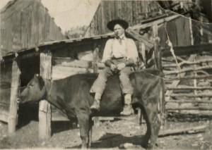 william john pearce at ranch