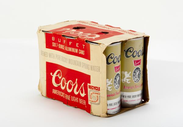 Coors six-pack