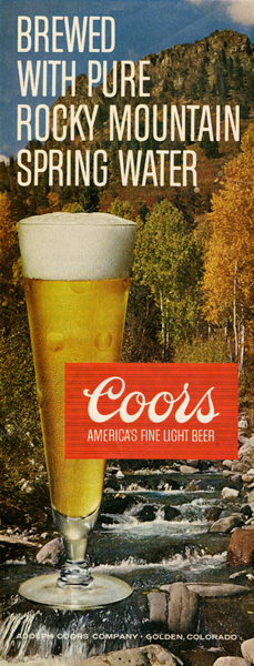 Calendar Girls to Cowboys: The Art of Selling Coors