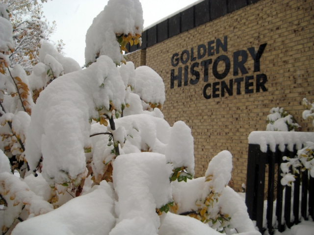 Golden History Center