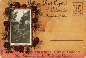 Golden History Talks: Early Golden and the Quest for the Capital @ Golden Library | Golden | Colorado | United States