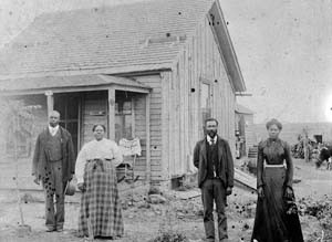 The Black Homesteader Experience @ Clear Creek History Park | Golden | Colorado | United States