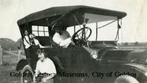 Golden Foothills Caravan Tour 1 @ Golden History Center | Golden | Colorado | United States