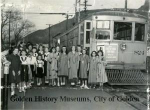 The Denver and Interurban Streetcar @ Golden History Center   Golden   Colorado   United States