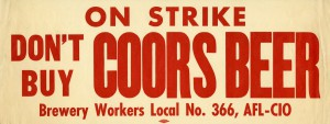 Coors labor 1977065