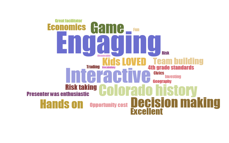 What are teachers saying about Building Colorado?