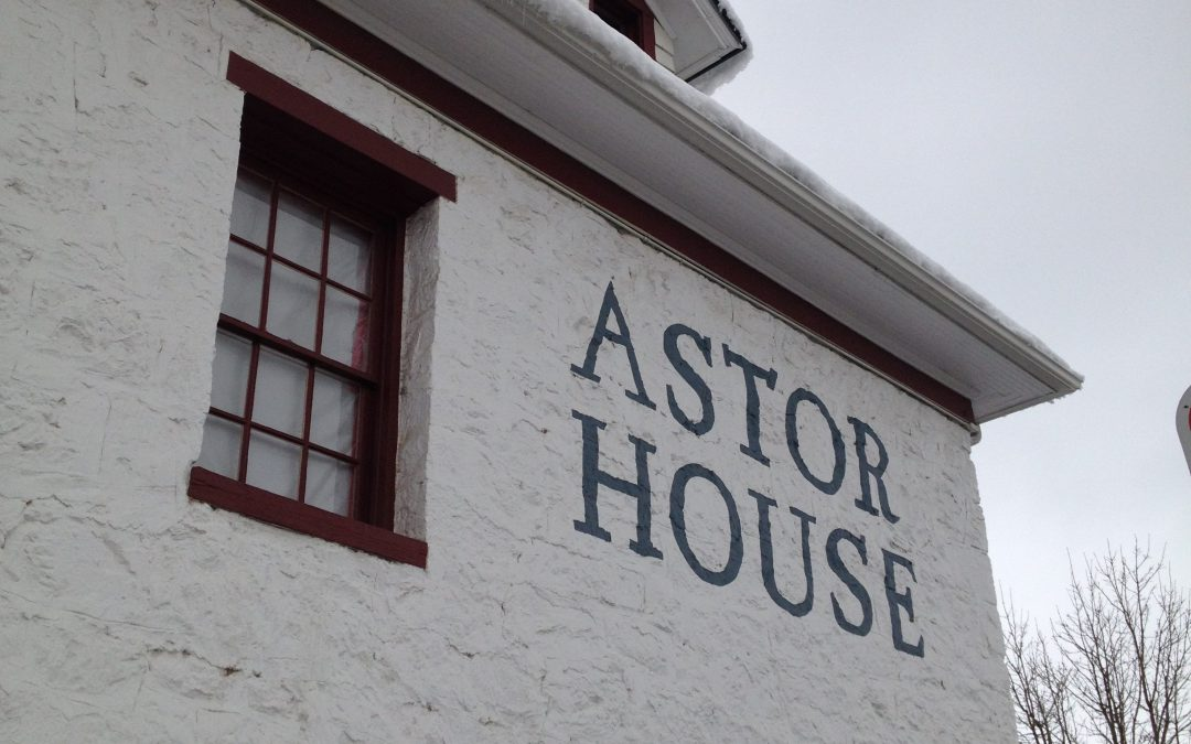 Astor House Rehabilitation and Grant Update