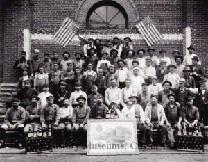 Coors Brewing Co. workers