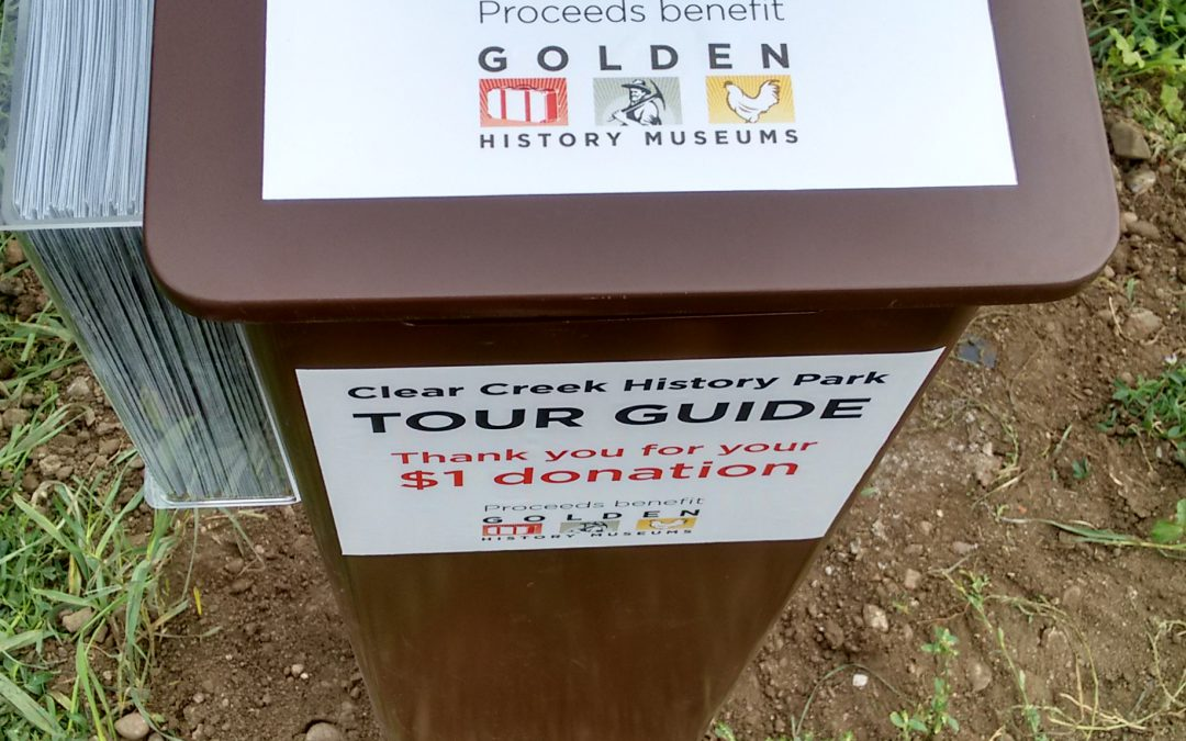Clear Creek History Park Revisited