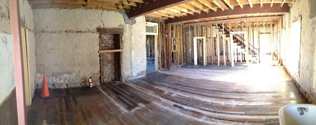 Astor House Rehabilitation
