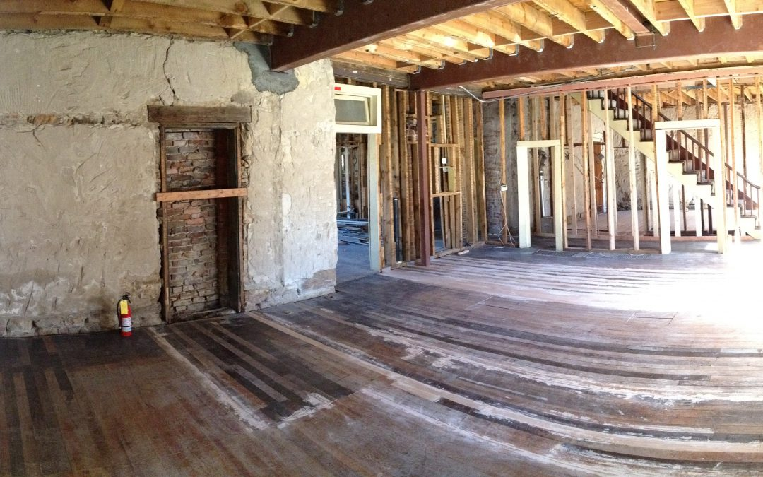 Construction Update 11/15/16: Astor House Interior Complete!