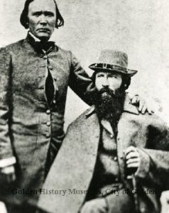 Trappers and Mountain Men of Colorado @ Golden History Center | Golden | Colorado | United States