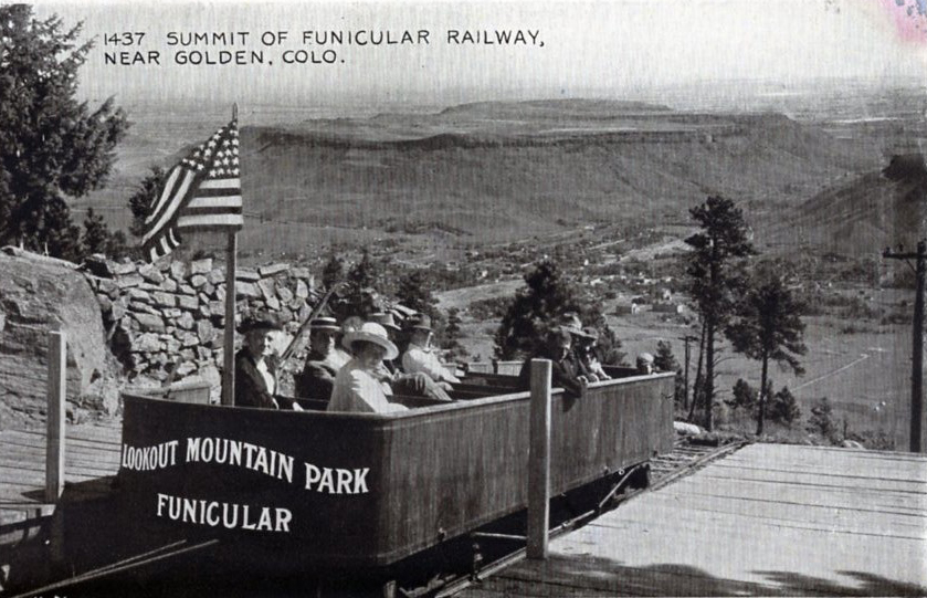 Lookout Mountain Funicular — a ride of a lifetime