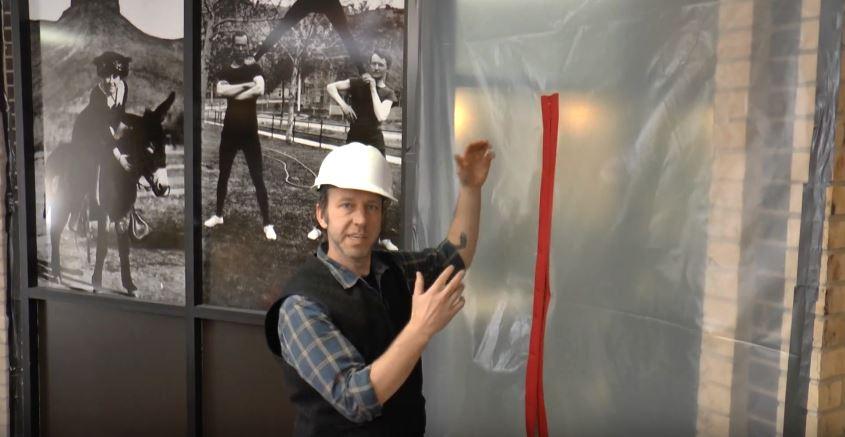 Video: construction update 1