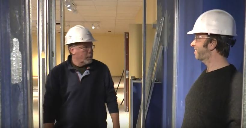 Video: construction update 2