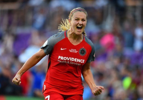 Go Team U.S.A. and Lindsey Horan