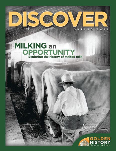 Spring 2019 Newsletter: Discover