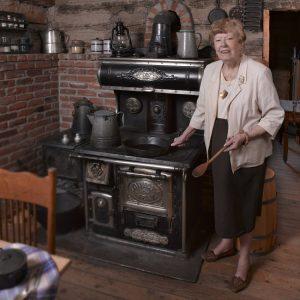 Irma Wyhs at History Park