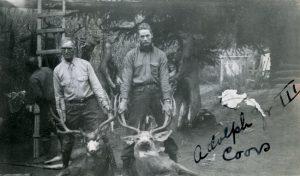 Buckskin Hunting Party