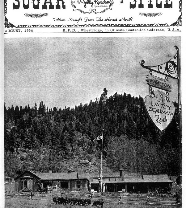 The backstory on Lazy Squaw Ranch