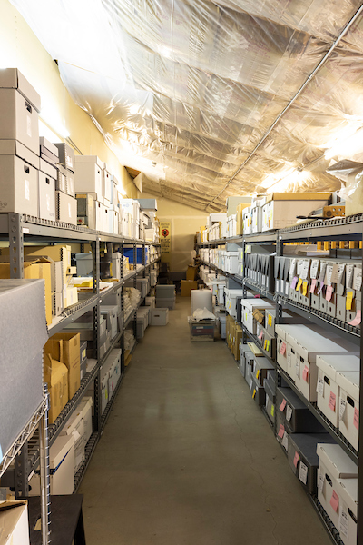 Denver West collection storage
