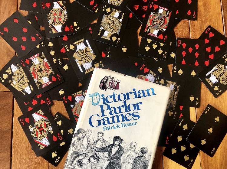 Oh, snap! Learn to play a Victorian card game