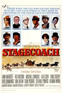 Stagecoach 1966 poster