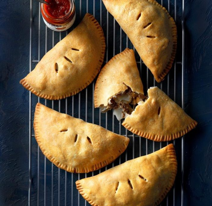 Culinary School with Museum Director Nathan Richie – Cornish Pasty