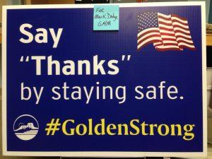 Golden Stong