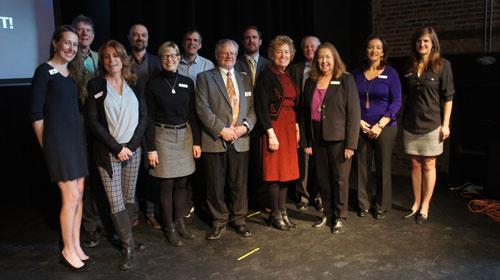 Golden Civic Foundation board