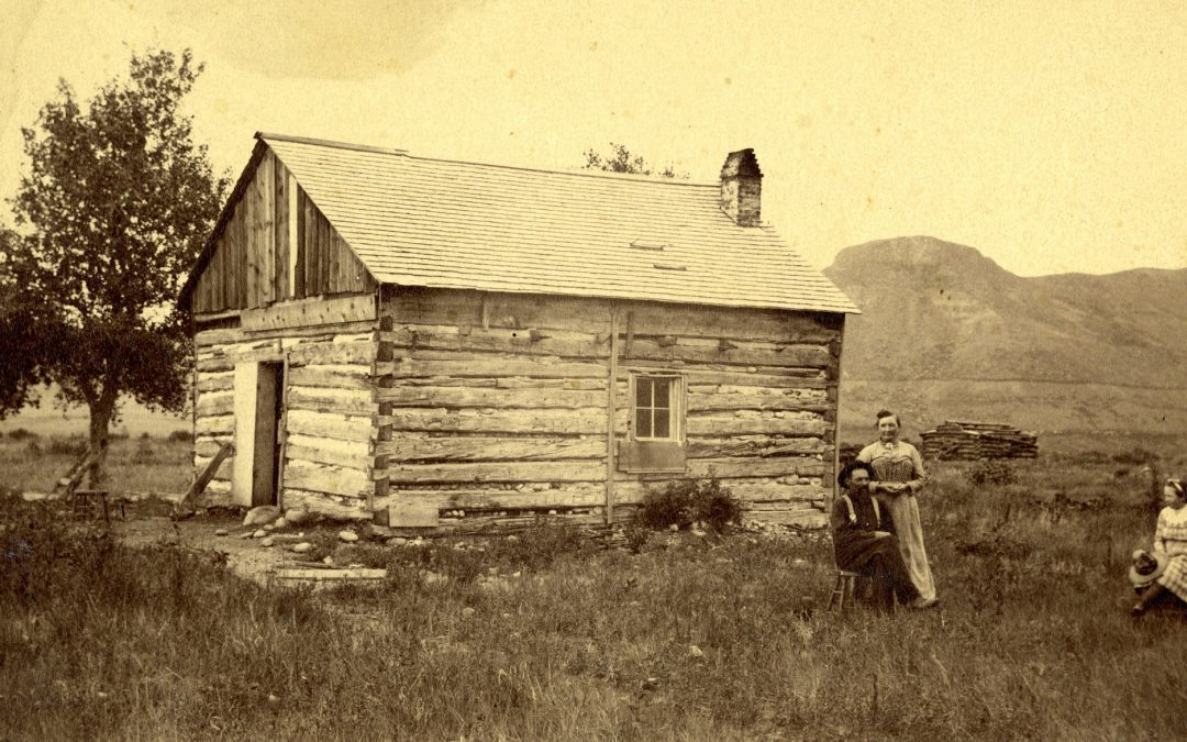 Arapahoe City: Jefferson County's first city