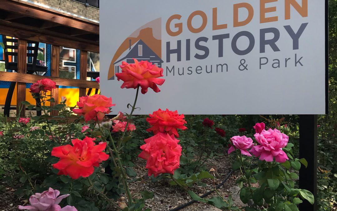 The Golden Garden Club, The Presidents' Rose Garden, and a Future New Home