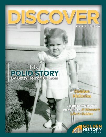 Fall 2020 Discover Magazine
