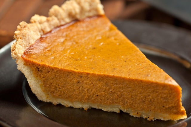 History in the Baking: Classic Pumpkin Pie