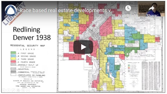 Race-based real estate developments in Jefferson County, Colorado