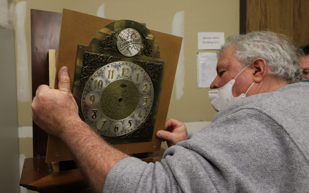 Grandfather Clock Conservation