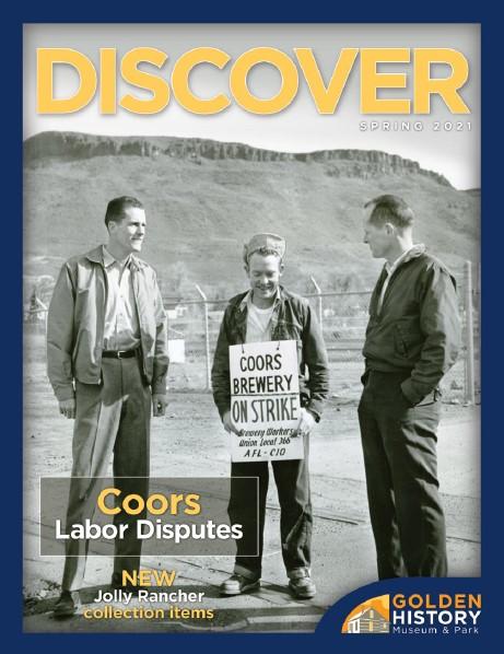 Spring 2021 Discover Magazine
