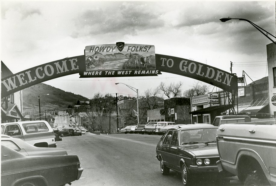 The changing face of Golden